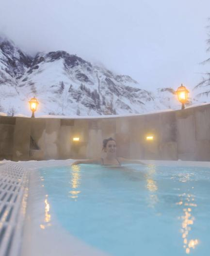 Natur & Wellness for dreaming in Samnaun